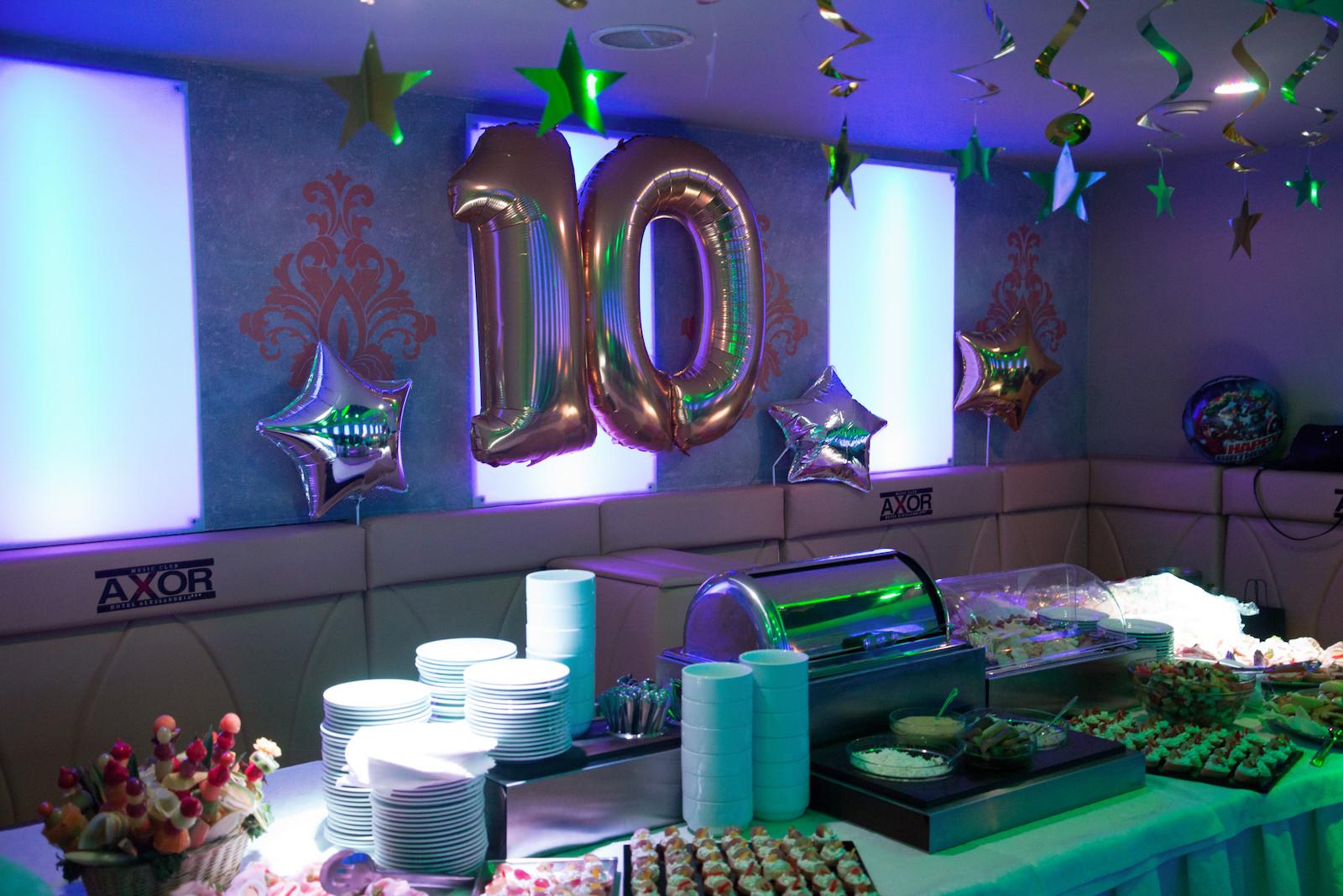oslava 10 narozenin hotel Alessandria, dětská oslava narozenin, Hradec Králové oslava 10 narozenin